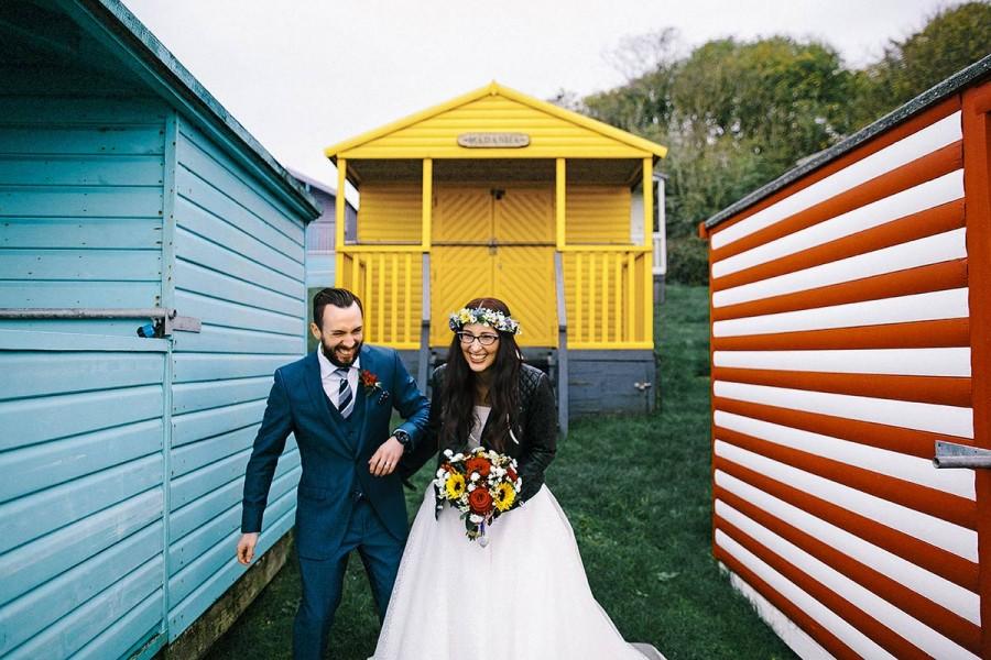 artists house wedding