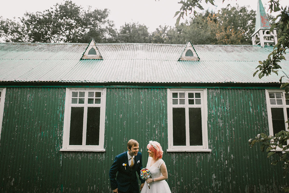 wedding at avoncroft museum