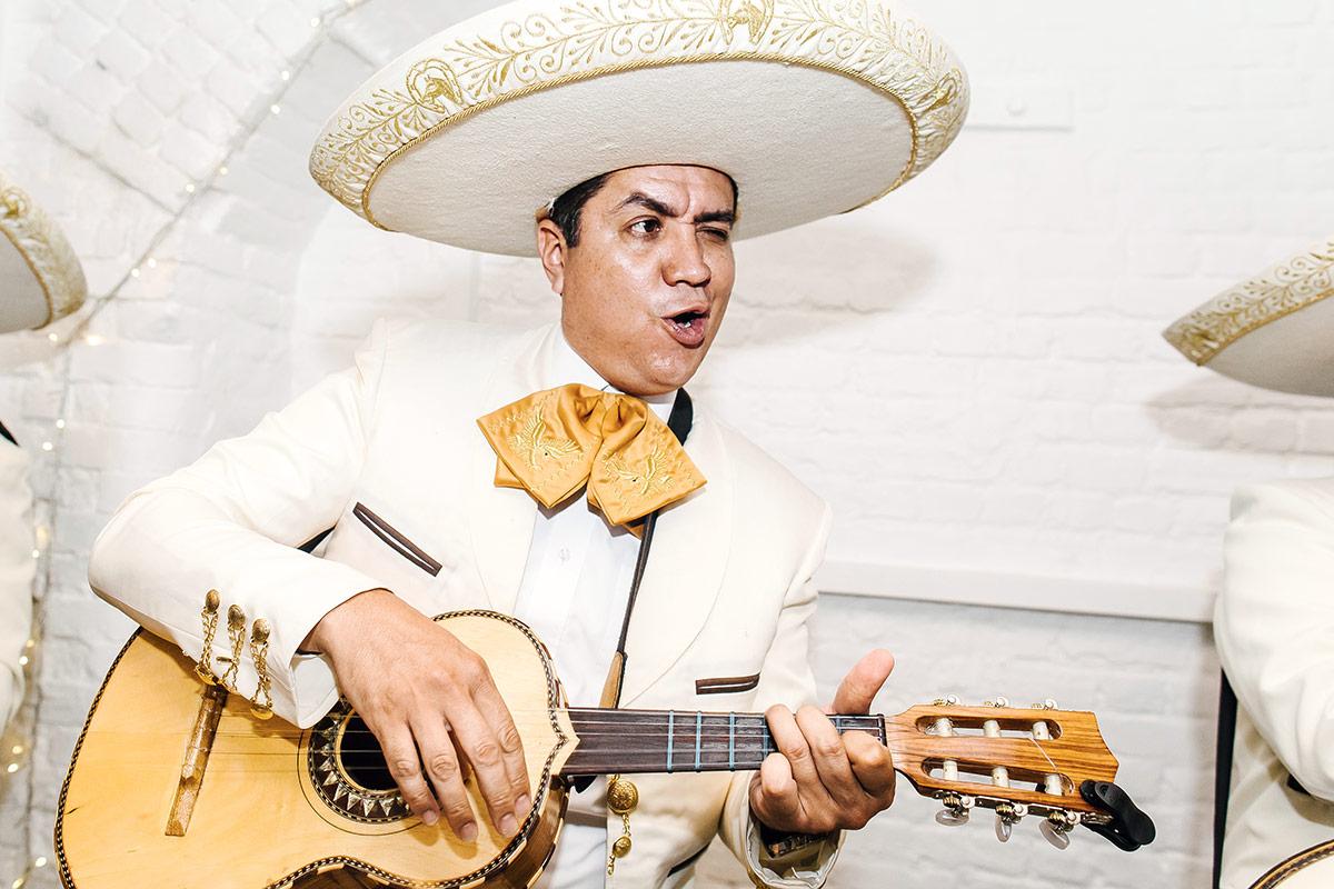 Mexican wedding london