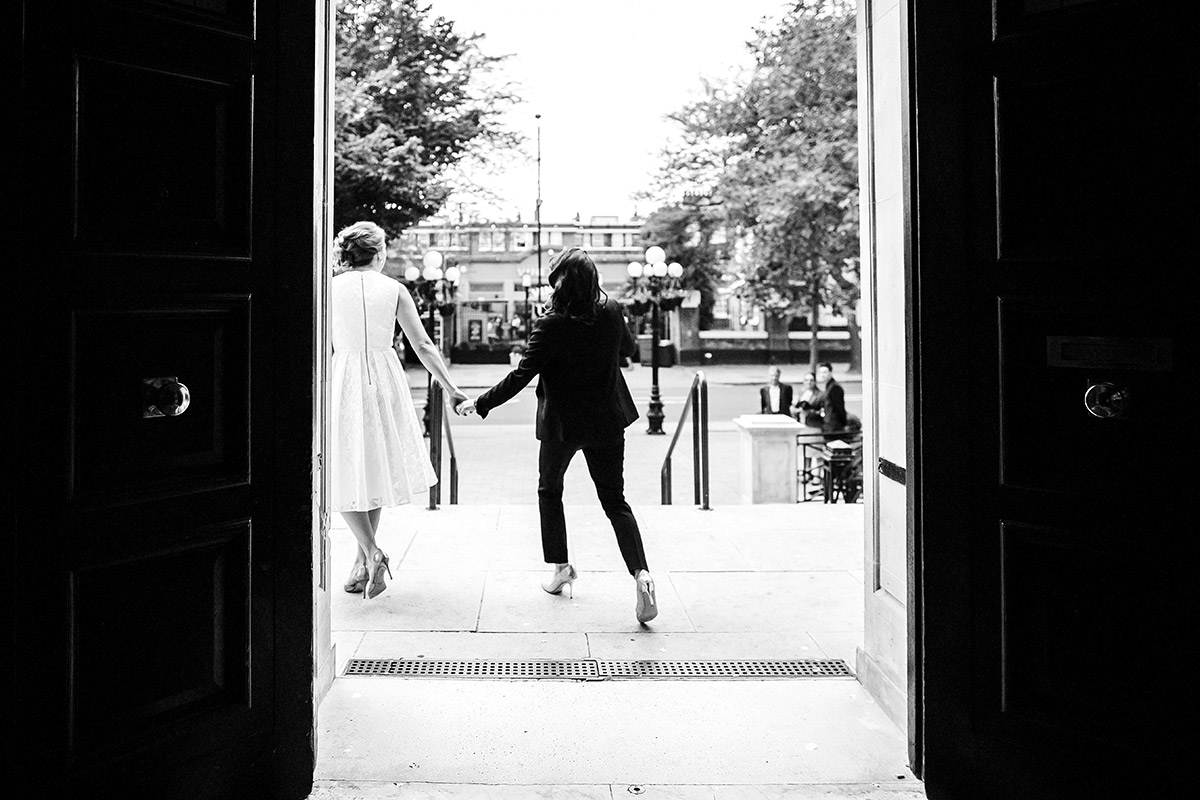 london same sex wedding