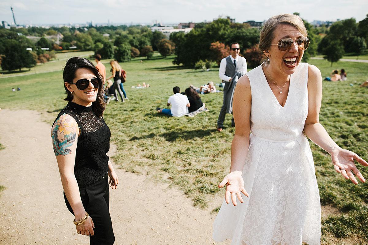 same fun reportage wedding photographers