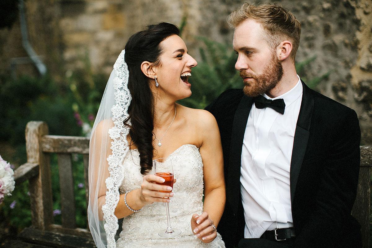 untraditional wedding photographers