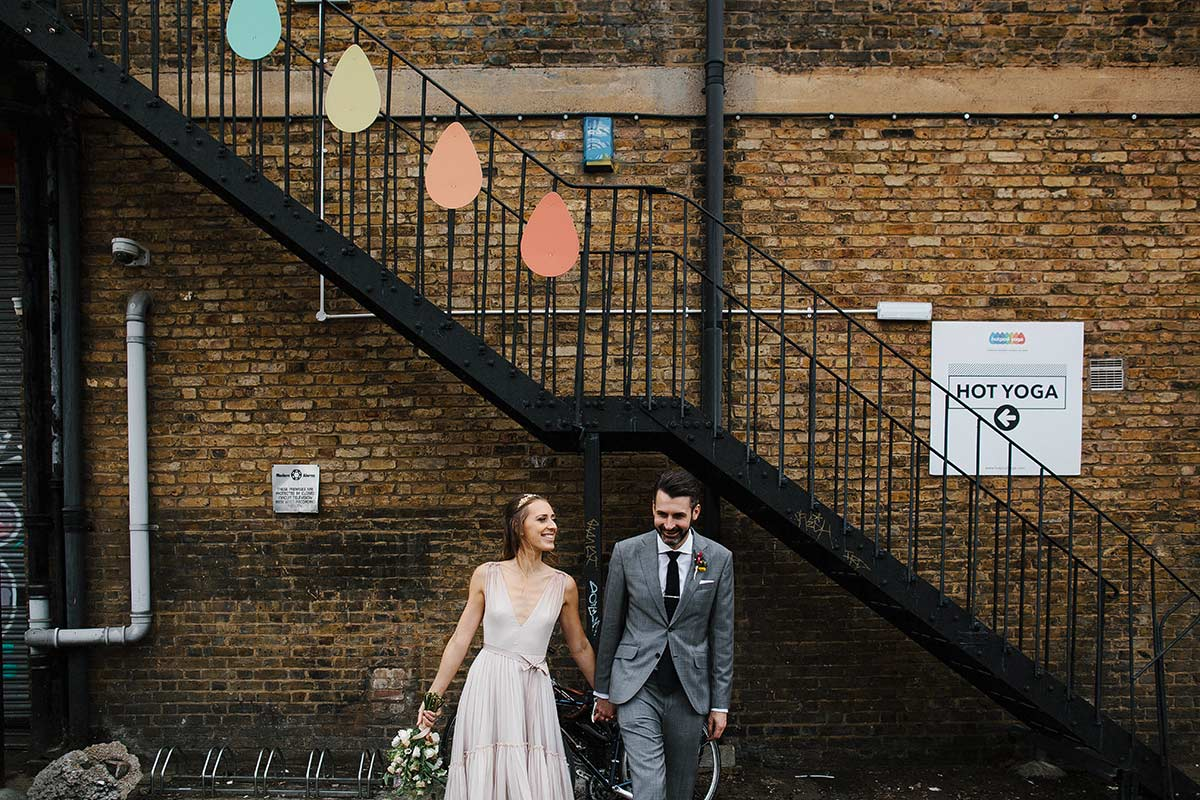london brewery wedding