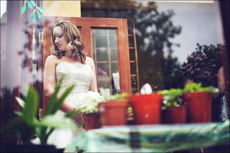 Wedding Photographer Botanical Gardens
