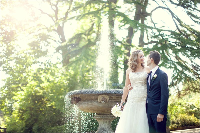 Wedding Photographer Birmingham Botanical Gardens