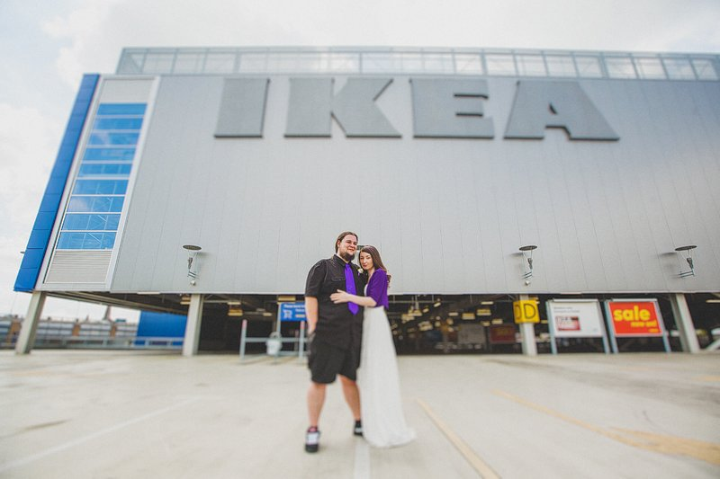 ikea wedding