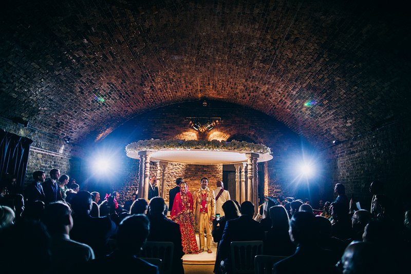 village underground wedding