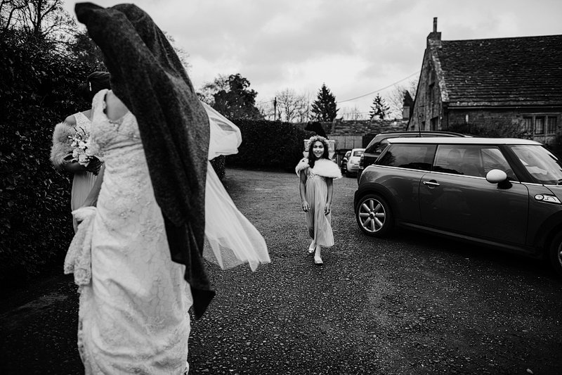 wedding brympton house