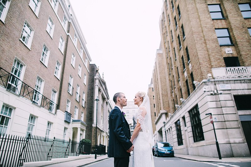 London RSA Wedding