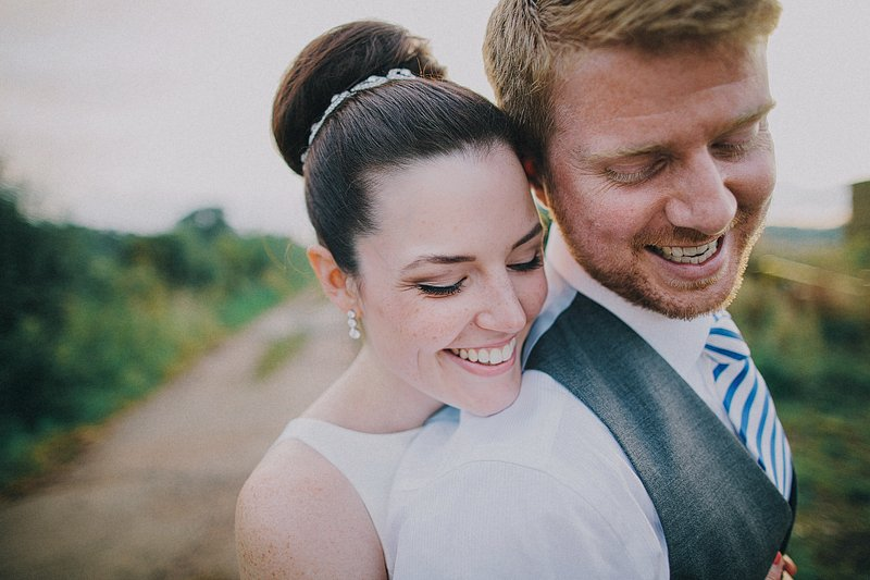 packington moor wedding
