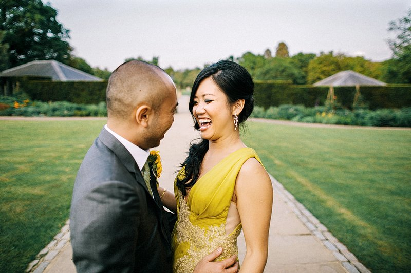 Richmond House Wedding Photographs