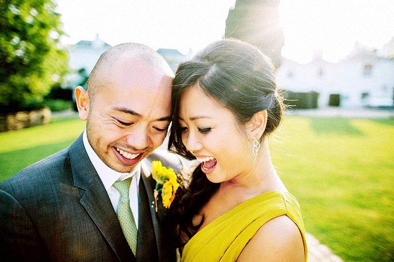 Richmond House Wedding Photographs