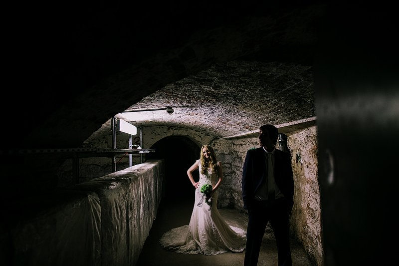Derby Roundhouse Wedding