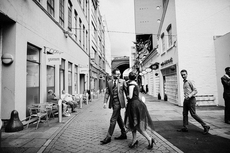 Custard Factory Wedding