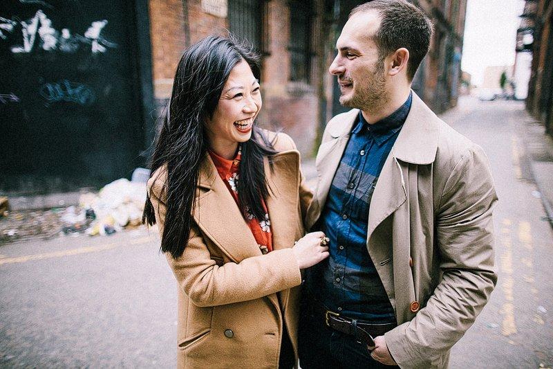 Manchester Couple Photographer
