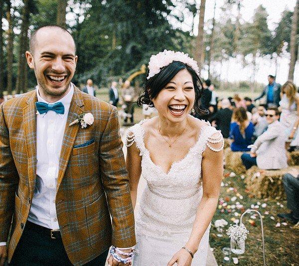 cannock chase woodland weddings