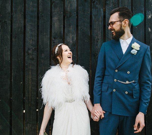 barns wedding