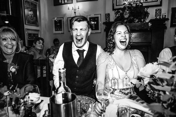 vintage pub wedding in london