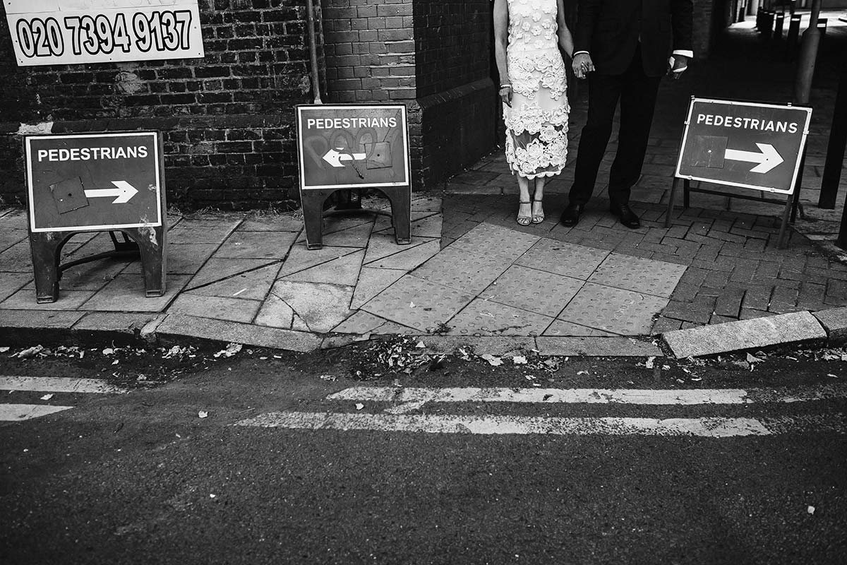 fun wedding photographers shoreditch