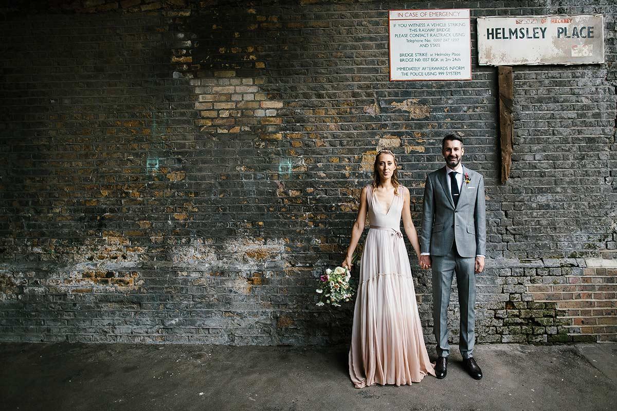 london fields brewery wedding