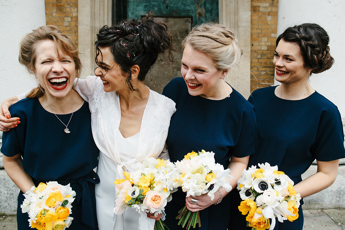 wedding at the asylum, london