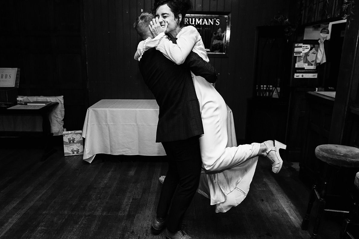 fun wedding photographers in london