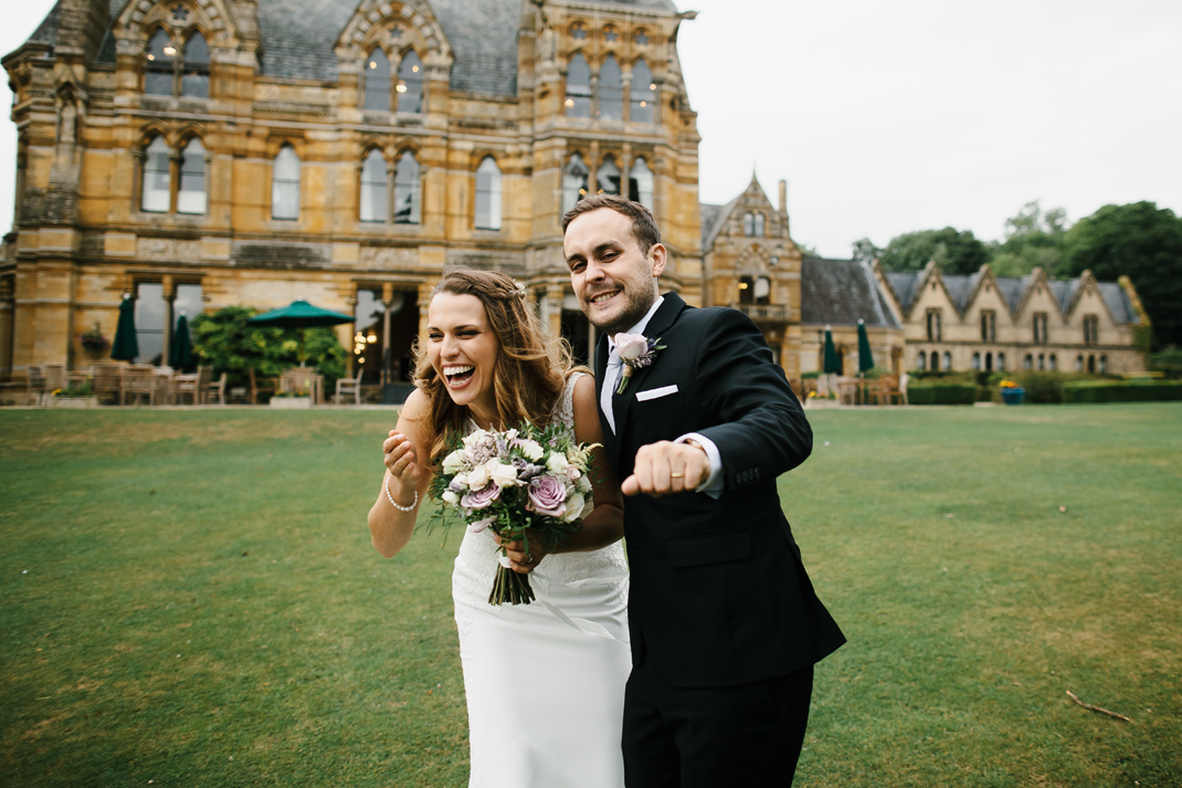 ettington park wedding