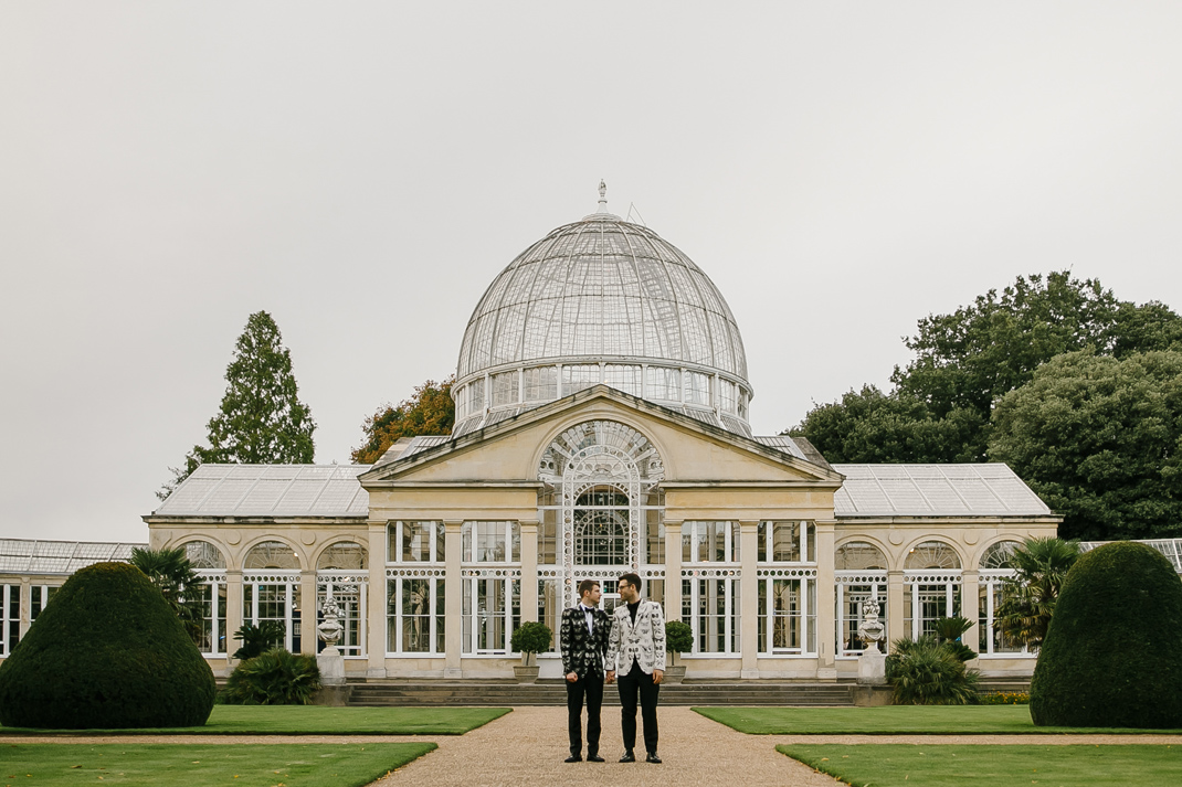 Wedding at Syon Park