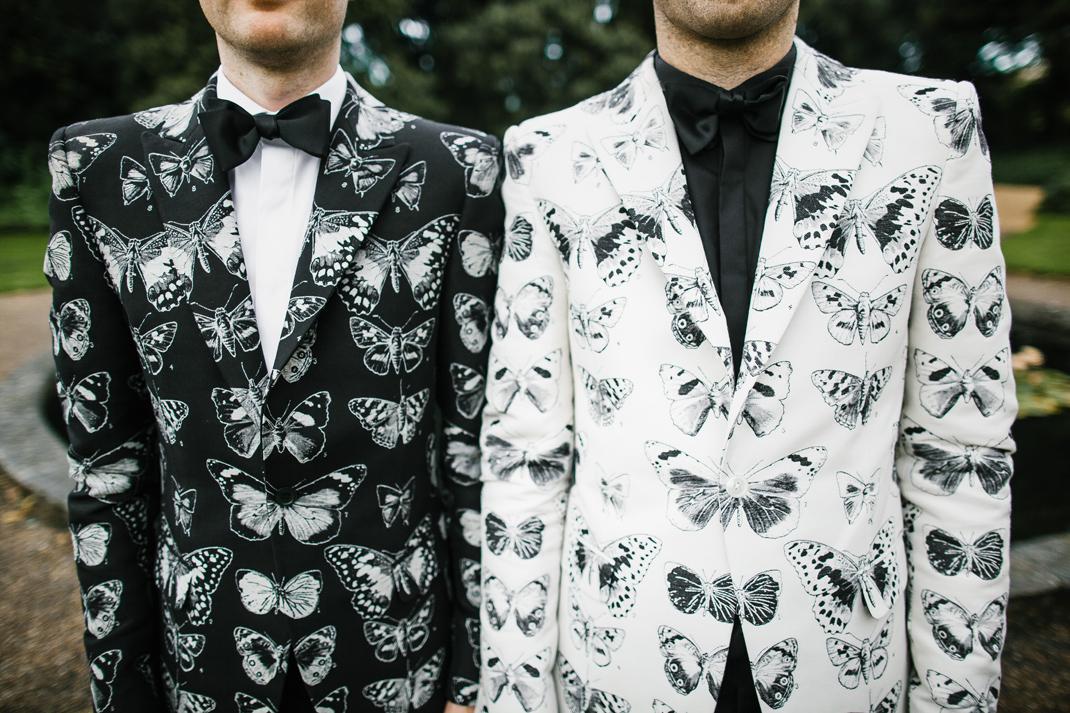 moth wedding