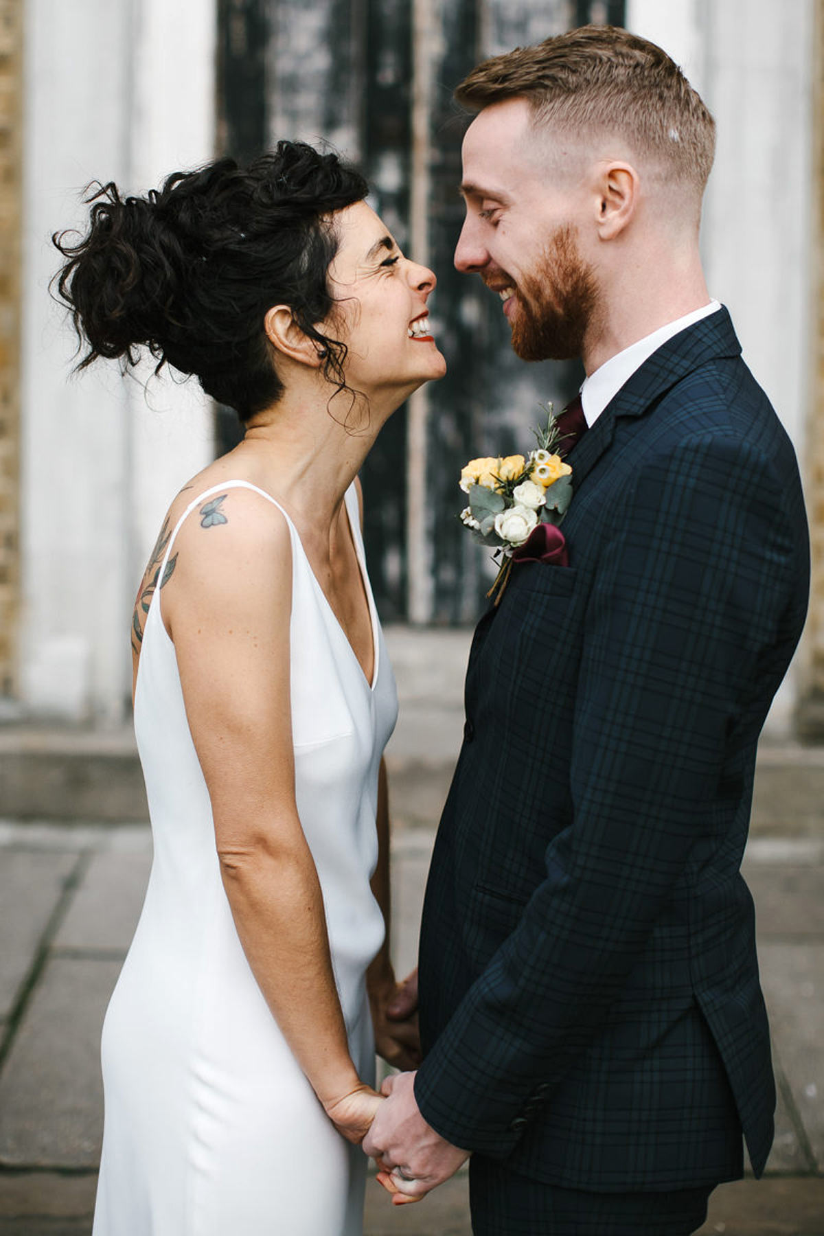 london asylum wedding