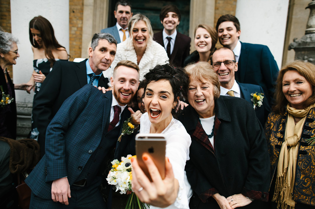 50 fun wedding photos