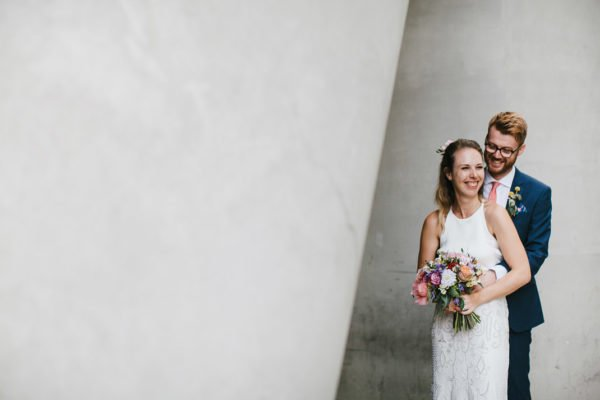 The Oyster Shed Wedding