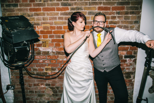 Loft studios wedding photographers