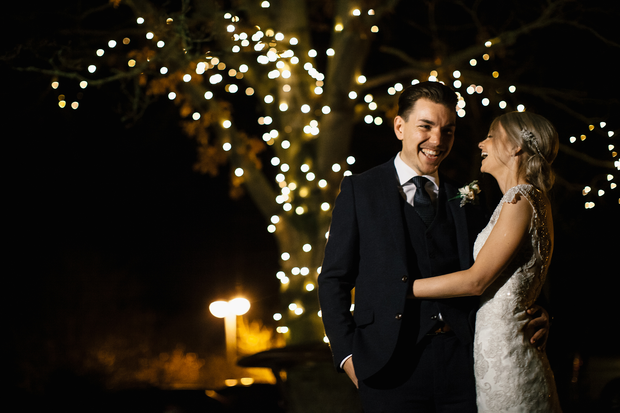 winter wedding dodmoor house